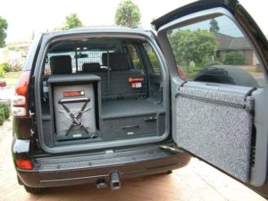 4x4 rear drawers