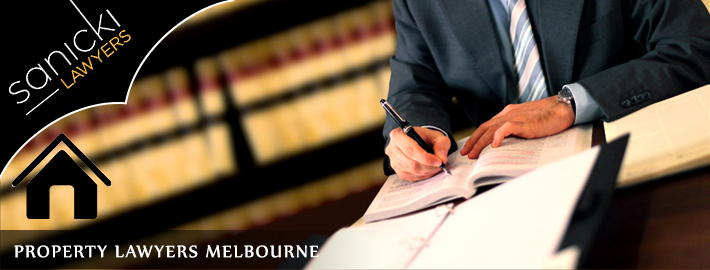 Professional Property Lawyers Melbourne