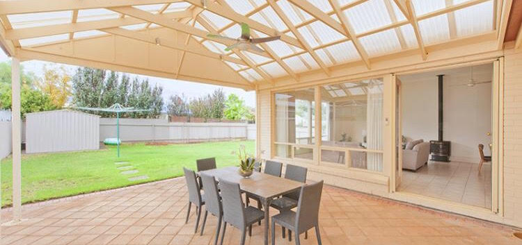 Outdoor decking Adelaide