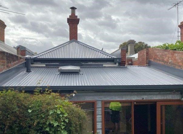 Roof Restoration North Melbourne